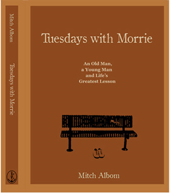 a paper on comparison of a novel and a film with an example of tuesdays with morrie Tuesday 30 may 2017, 1130am venue: bbc tent  bbc radio 3's the essay  leading writers put together their guide to 'how to write a book.